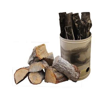 薪にはナラやカシワを使用