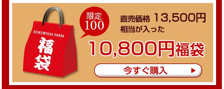 お年始 福袋 ハム ベーコン ソーセージ 詰め合わせ 豪華 お得 10800円福袋
