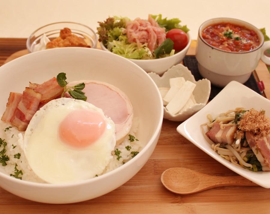 平日20食限定の日替わりランチプレートが大人気! ファーマーズカフェ