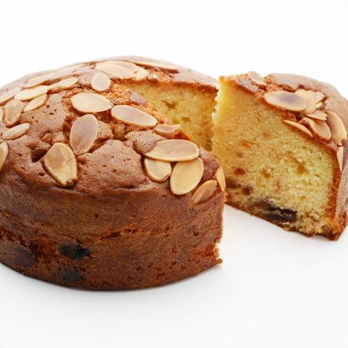 奏春楼のフルーツパウンドケーキ